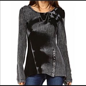Tops - HP Mineral wash Thermal Top